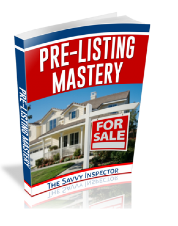 Prelisting Inspection Mastery - The Savvy Inspector