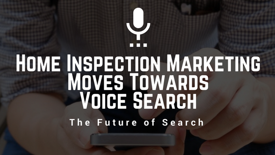 home inspection marketing