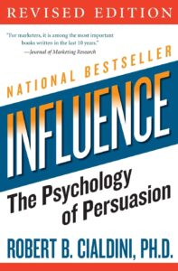Influence, The Psychology of Pursuation